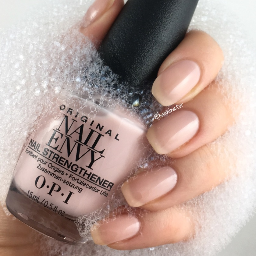 Nail Envy Bubble Bath – Hanninator