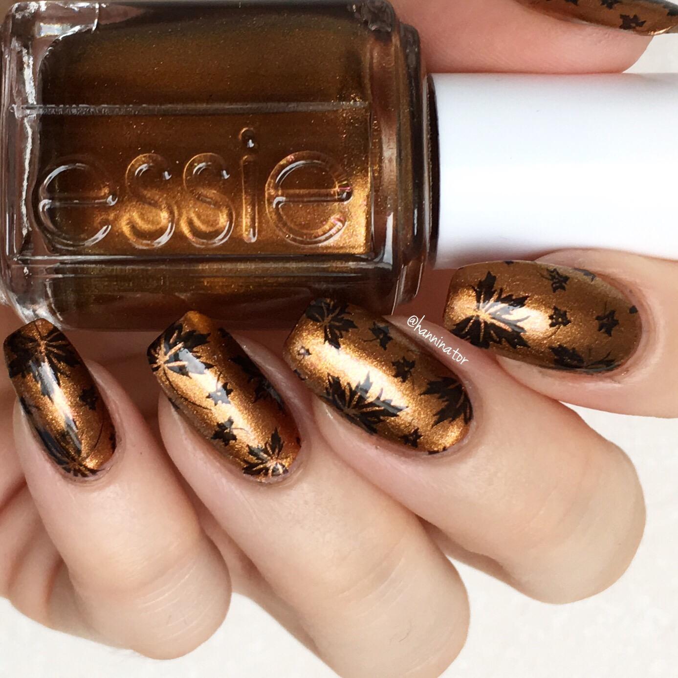 Autumn nails – Hanninator