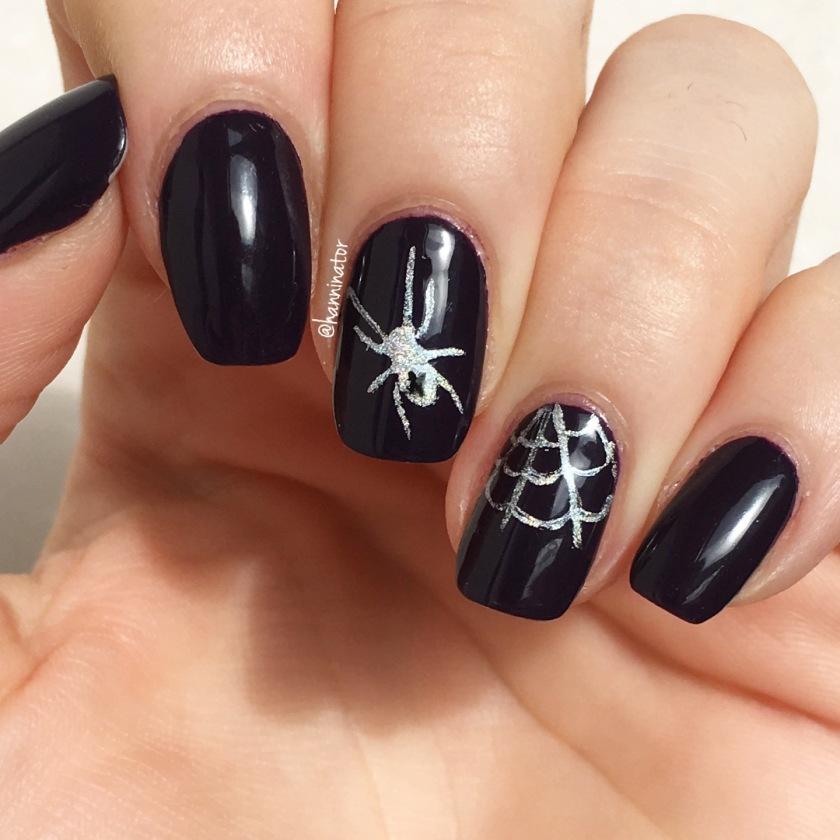 Ghost Nails Hanninator