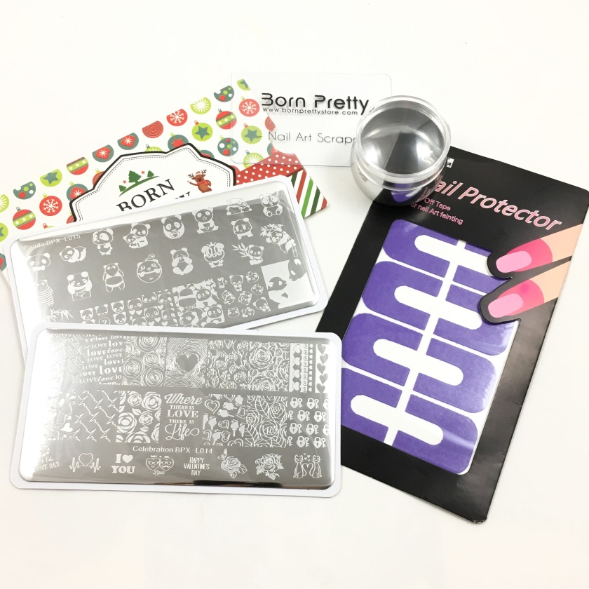 Nail Mail From Born Pretty Store Hanninator