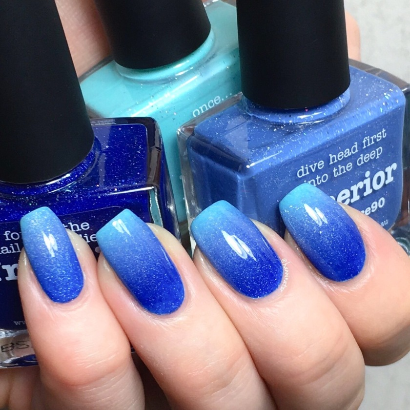 Picture Polish Salt Water Hanninator