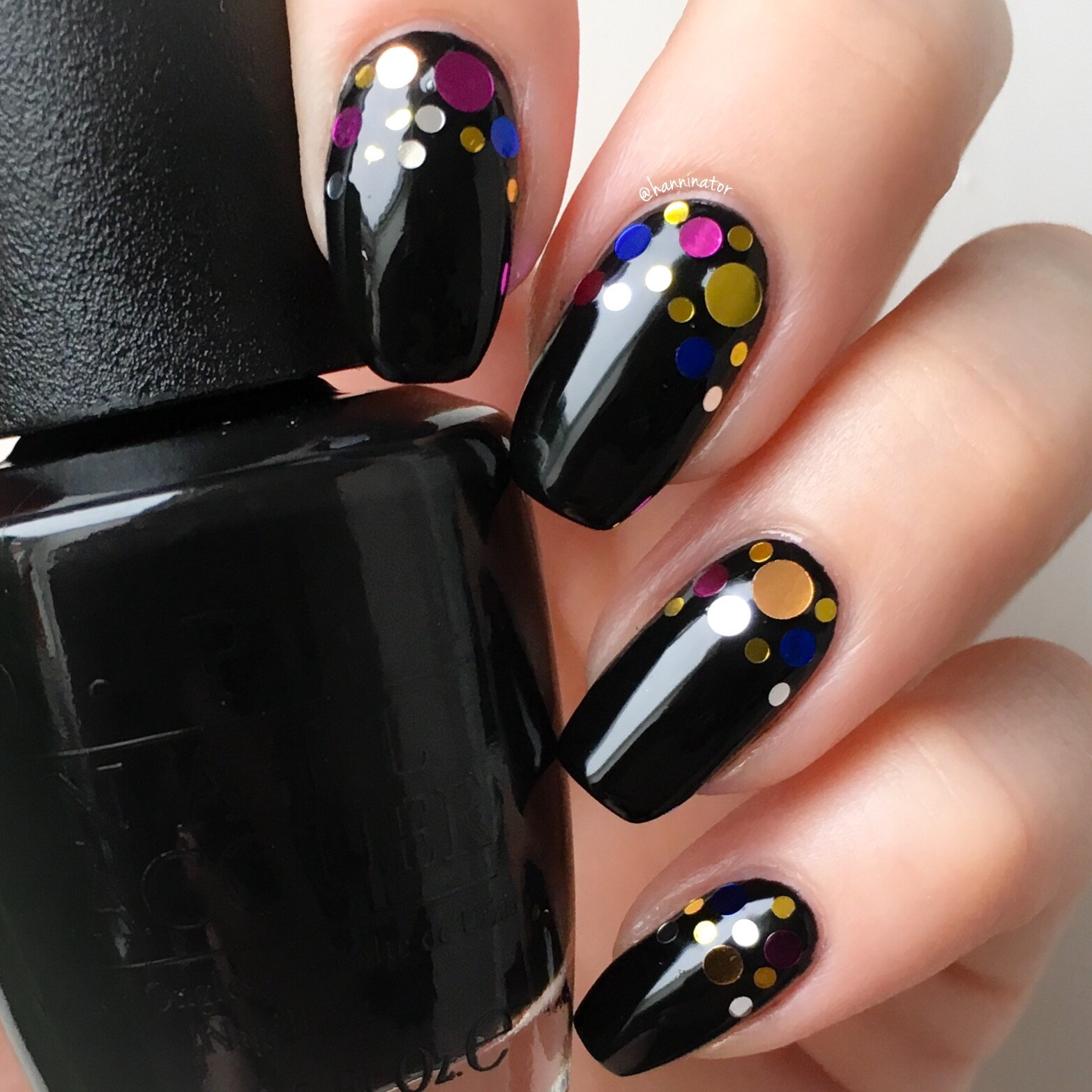 Nail mail from BeautyBigBang – Hanninator