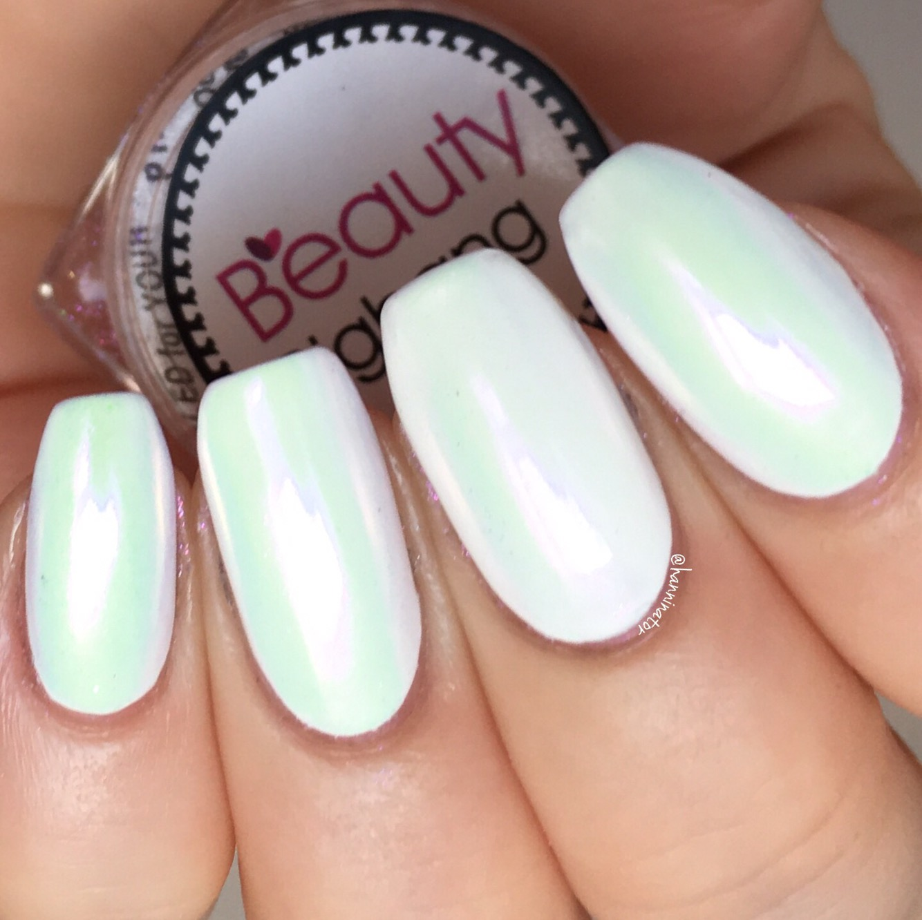 Nail mail from BeautyBigBang – Hanninator