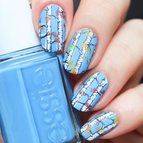 Stamping Nail Art Hanninator
